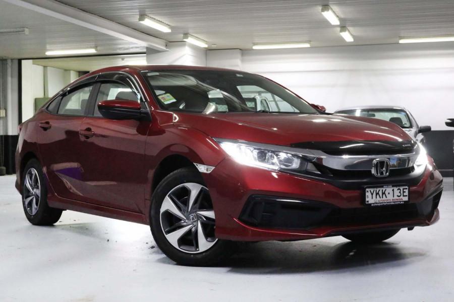2020 Honda Civic VTi