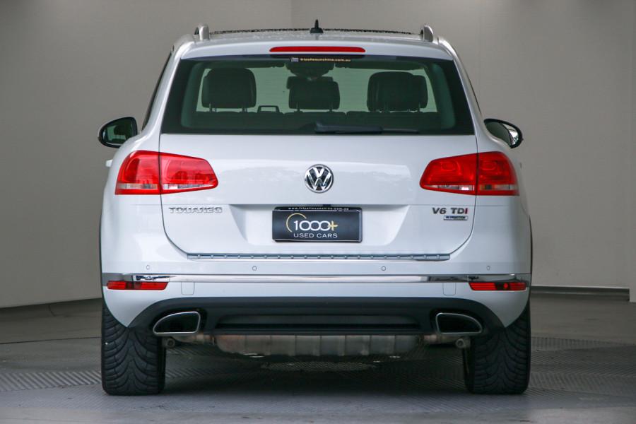 2015 MY16 Volkswagen Touareg 7P V6 TDI Suv