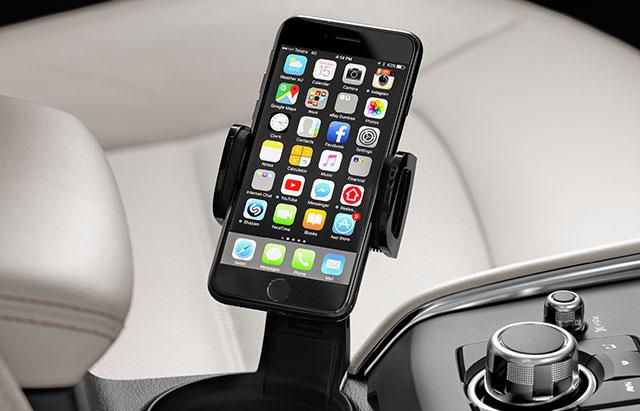 """<img src=""""Mobile phone holder"""