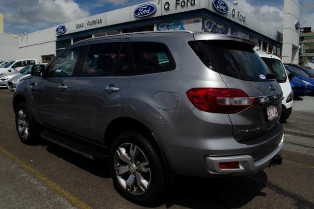 2018 Ford Everest UA Titanium 4WD Suv