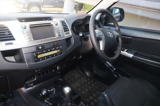 2014 Toyota HiLux KUN26R MY14 SR5 Utility Image 16