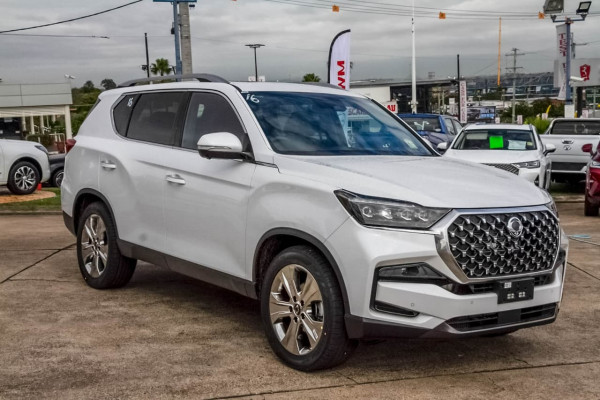 2021 SsangYong Rexton Y450 MY21 Ultimate Suv Image 2