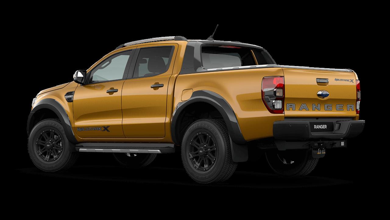 2020 MY20.75 Ford Ranger PX MkIII Wildtrak X Utility Image 6