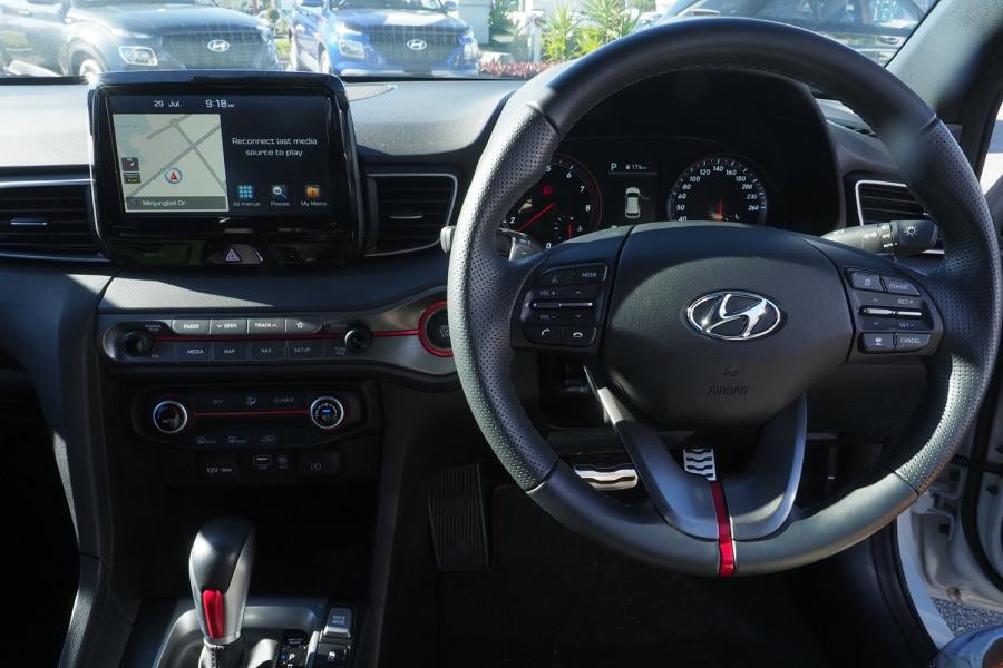 2019 MY20 Hyundai Veloster JS Turbo Coupe Image 6