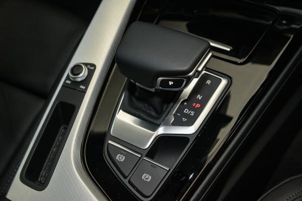 2020 Audi A4 Wagon