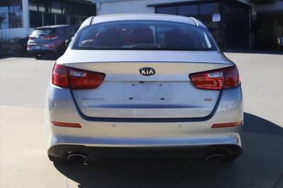 2015 Kia Optima TF MY15 Si Sedan Image 3