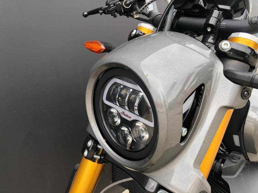 2020 Indian FTR 1200 S Motorcycle Image 24