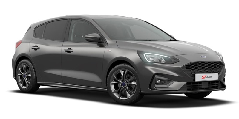 2020 MY20.25 Ford Focus SA ST-Line Hatch Hatch