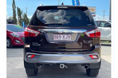 2017 Isuzu Ute MU-X (No Series) MY17 LS-T Wagon Image 5