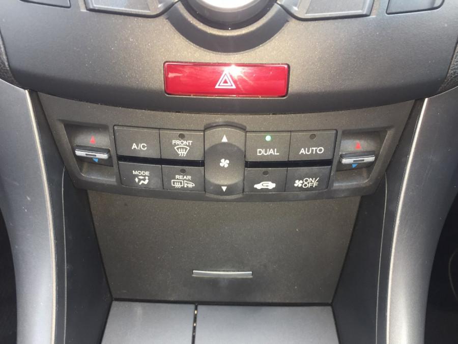 2012 Honda Accord Euro CU  Sedan