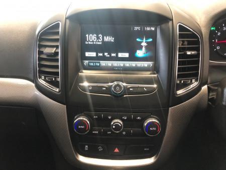 2016 Holden Captiva CG Active 2wd wagon