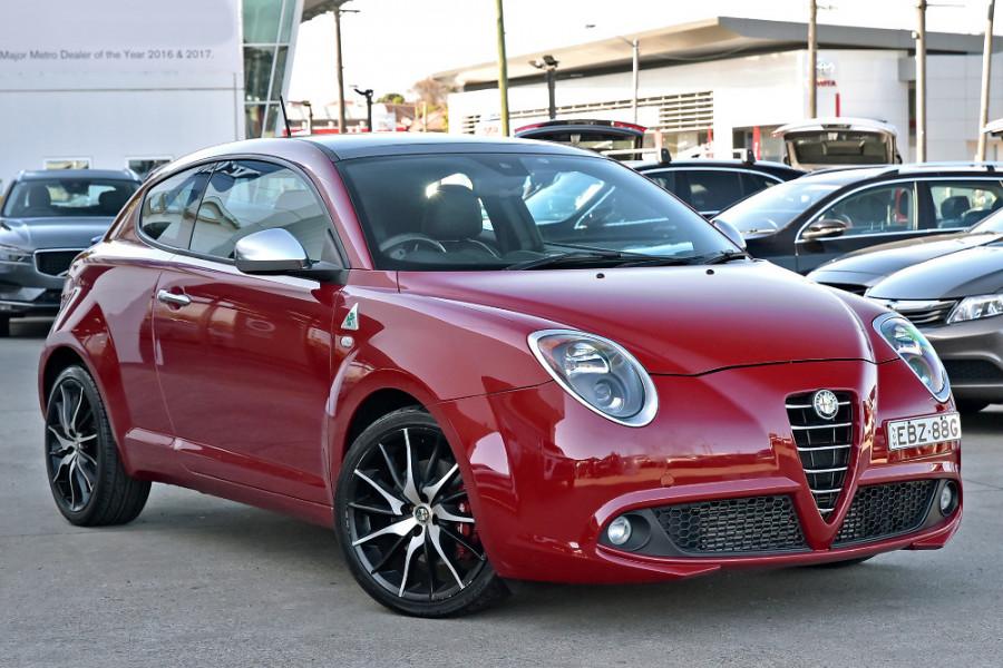 2013 Alfa Romeo Mito 2