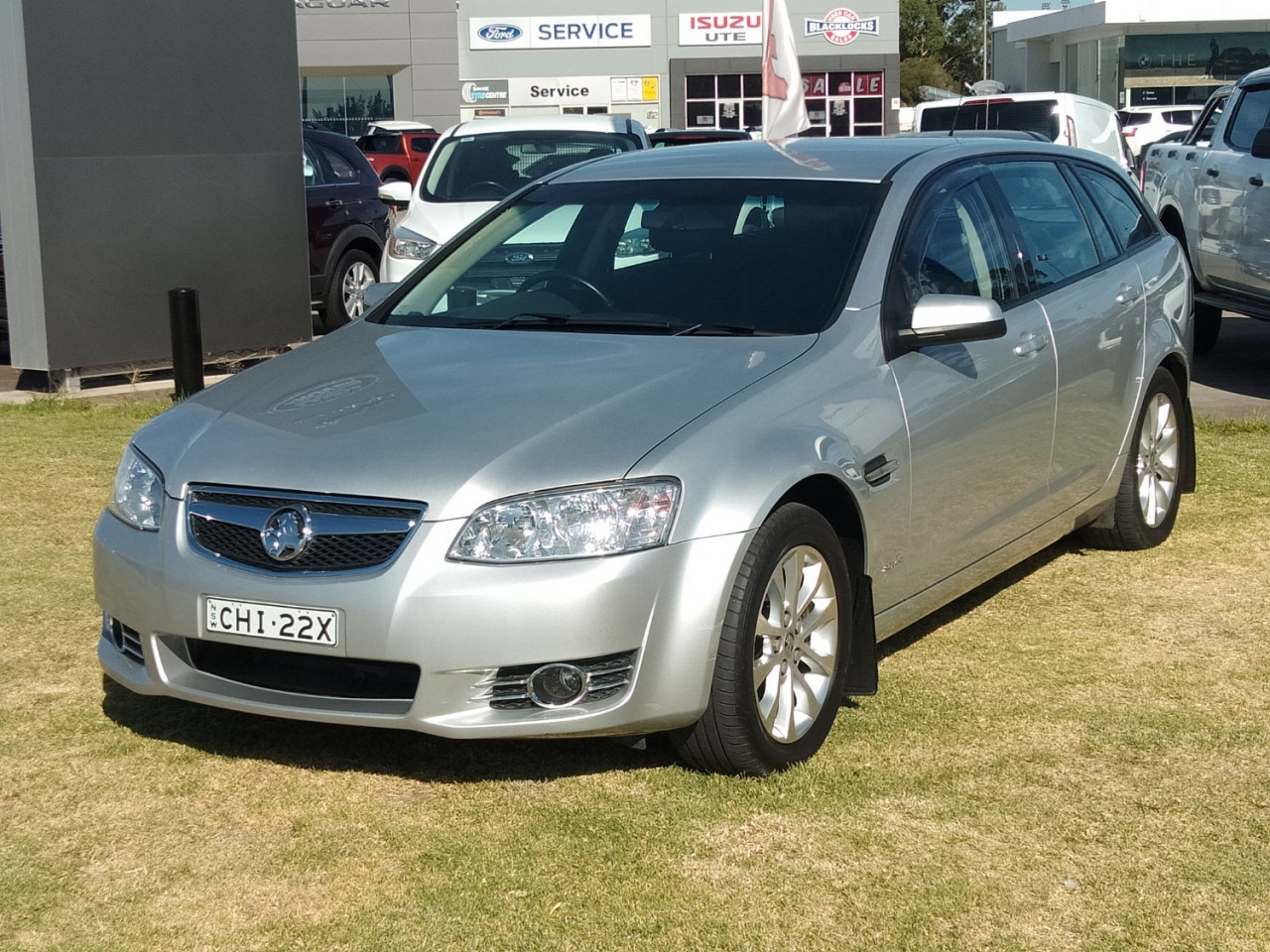 2012 Holden Berlina VE II MY12 Wagon Image 1