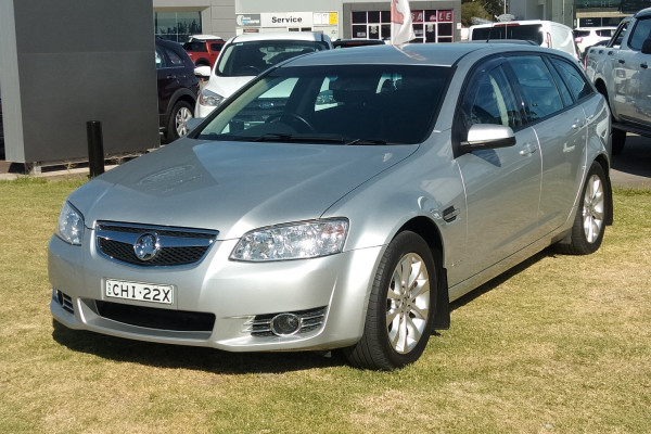Holden Berlina VE II MY12