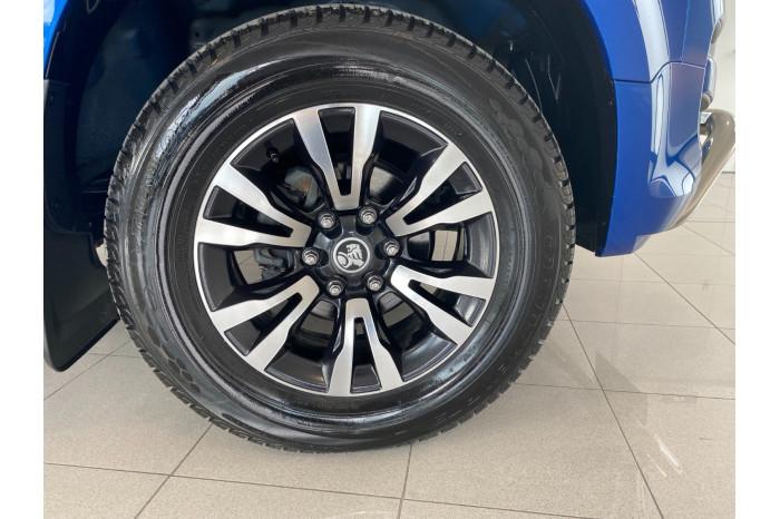 2019 Holden Colorado RG MY19 LTZ Utility