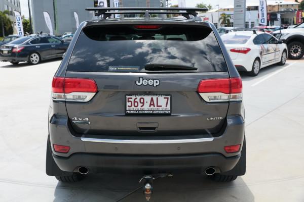 2013 MY14 Jeep Grand Cherokee WK MY2014 Limited Suv Image 5