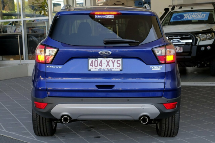 2017 MY18.00 Ford Escape ZG 2018.00MY Trend 2WD Wagon