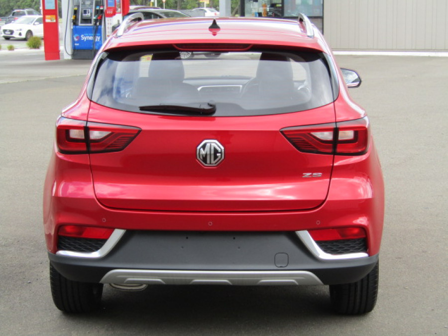 2019 MG Zs 1.5l 4at Excite Sports utility vehicle