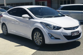Hyundai Elantra Sedan MD