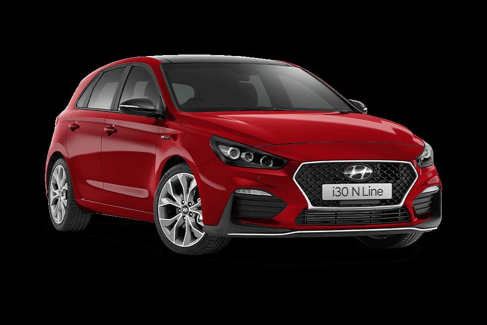 2021 Hyundai i30 PD.V4 N Line Premium Hatchback