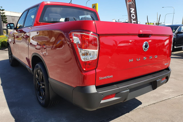 2019 SsangYong Musso Ultimate 8 of 20