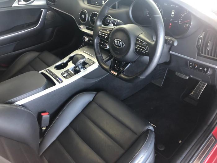 2017 MY18 Kia Stinger CK GT Sedan Image 12