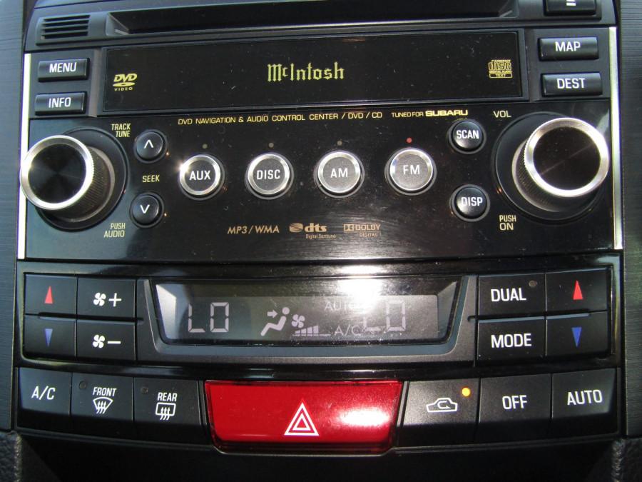 2010 Subaru Liberty B5  3.6R Premium Sedan Image 19