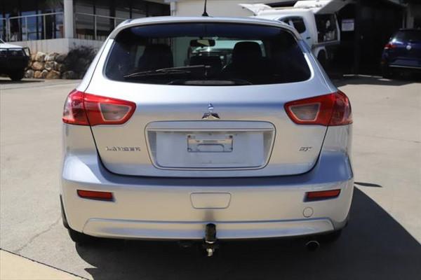 2011 Mitsubishi Lancer CJ MY11 SX Hatchback