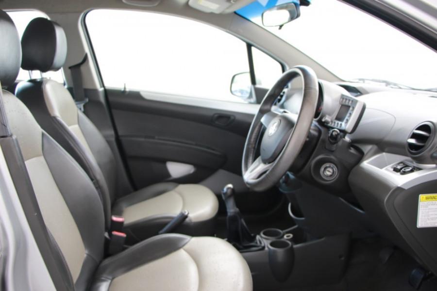 2010 MY11 Holden Barina Spark MJ MY11 CDX Hatch Image 10