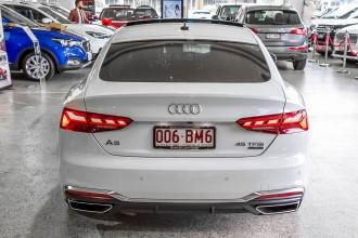 2020 Audi A5 F5 MY20 45 TFSI S line Hatchback Image 5