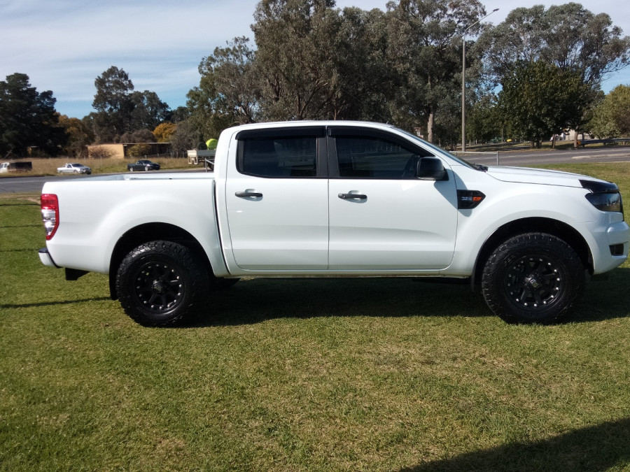 2017 Ford Ranger PX MKII XLS Utility Image 6