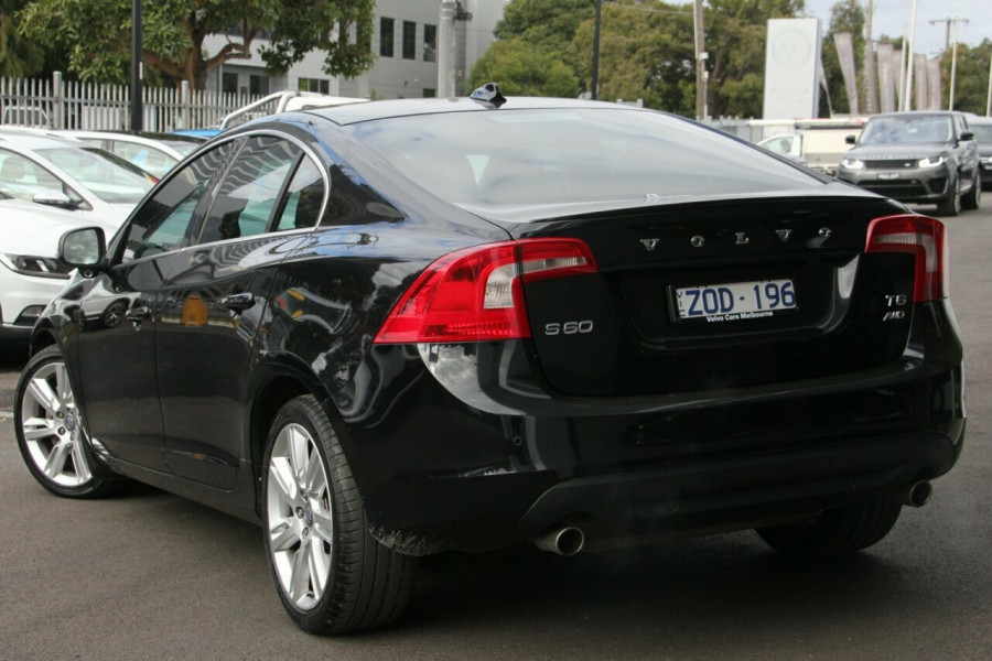 2012 Volvo S60 Wagon