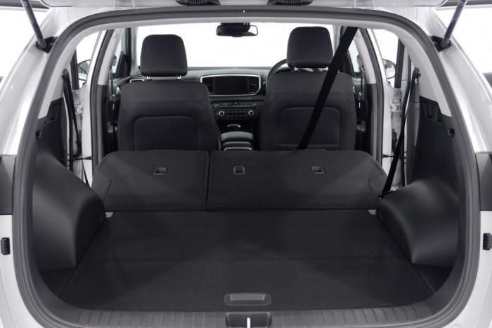 2018 MY19 Kia Sportage QL Si Premium Wagon