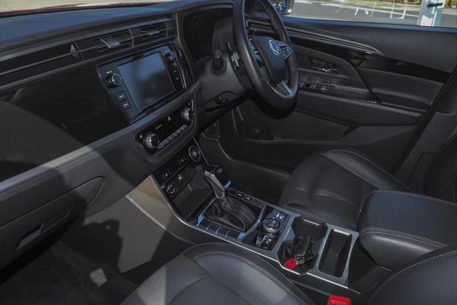 2019 MY20 SsangYong Korando C300 Ultimate Wagon Image 13