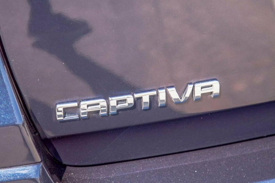 2016 Holden Captiva CG MY16 7 LTZ (AWD) Suv Image 19