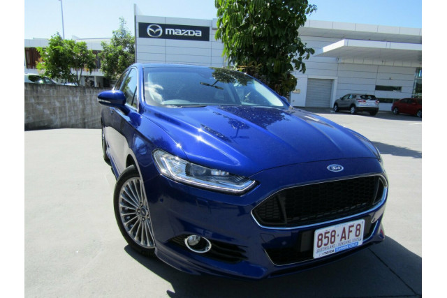 2015 Ford Mondeo MD Titanium Hatchback