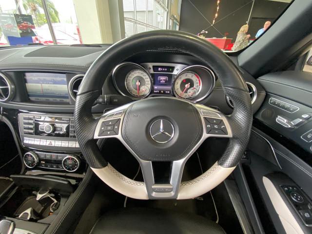2015 Mercedes-Benz Sl-class R231 SL500 Roadster Image 15