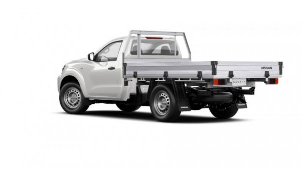 2021 Nissan Navara D23 Single Cab SL Cab Chassis 4x4 Cab chassis