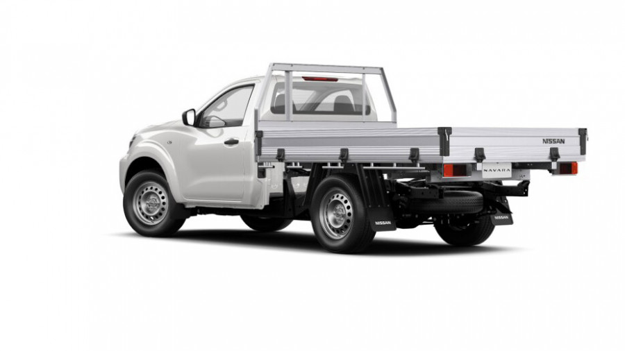 2021 Nissan Navara D23 Single Cab SL Cab Chassis 4x4 Cab chassis Image 26