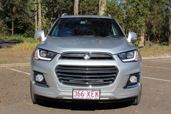 2016 MY17 Holden Captiva CG  LTZ Suv Image 3