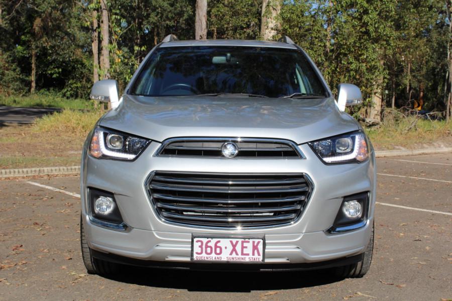 2016 MY17 Holden Captiva CG  LTZ Suv