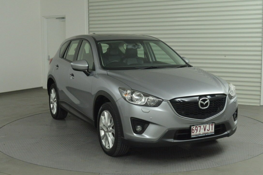 2013 Mazda Cx-5 KE1031 MY13 Grand Touring Suv Mobile Image 1