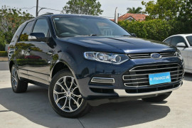 Ford Territory Titanium Seq Sport Shift SZ