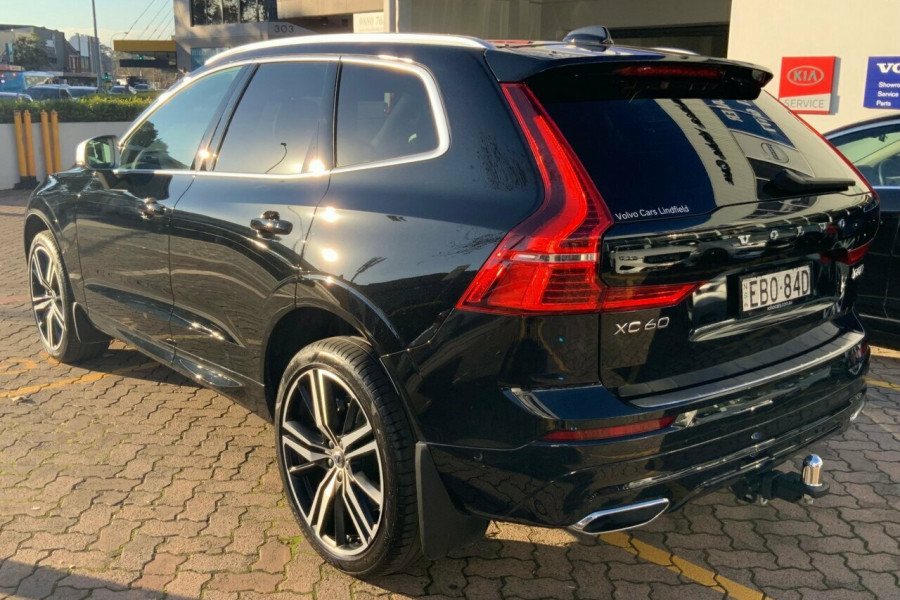 2018 MY19 Volvo XC60 246 MY19 D5 R-Design (AWD) Suv Mobile Image 6