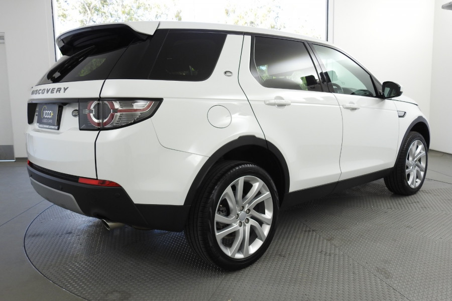 2016 MY16.5 Land Rover Discovery Sport L550 16.5MY SD4 Suv Image 4