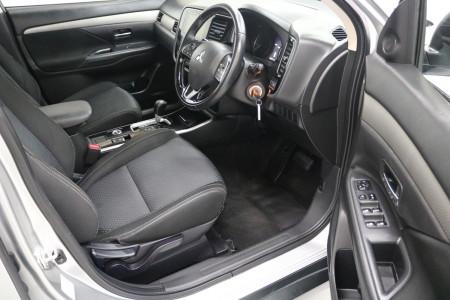 2018 MY18.5 Mitsubishi Outlander ZL MY18.5 ES Suv