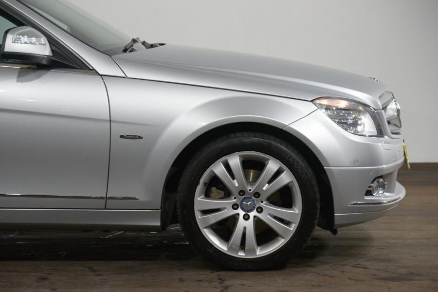 2008 Mercedes-Benz C200 Kompressor Avantgarde