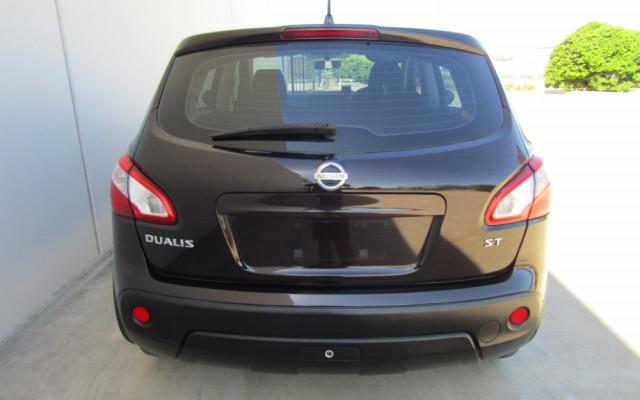 2010 Nissan DUALIS J10 SERIES II MY2010 ST Hatchback Image 4