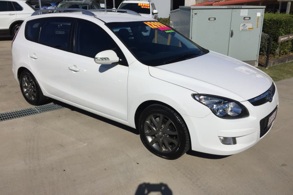 Hyundai I30 SLX FD MY11