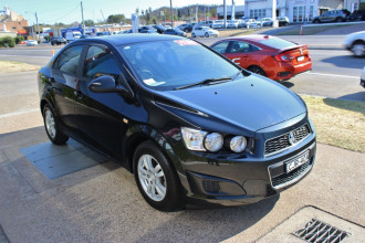 2012 MY11 Holden Barina TK  Sedan